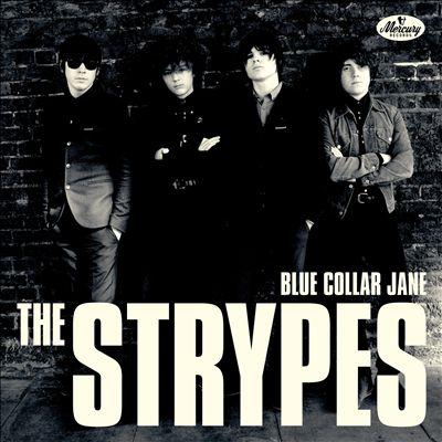 The Strypes Blue Collar Jane cover art