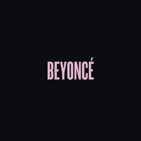 Beyoncé Haunted cover art