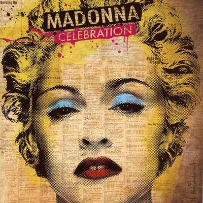 Madonna Celebration cover art