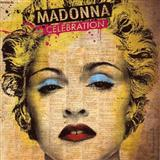 Celebration sheet music by Madonna