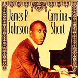 Carolina Shout sheet music by James P. Johnson