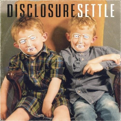 Disclosure featuring Sam Smith Latch cover art