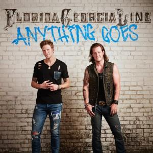 Florida Georgia Line Sippin' On Fire cover art
