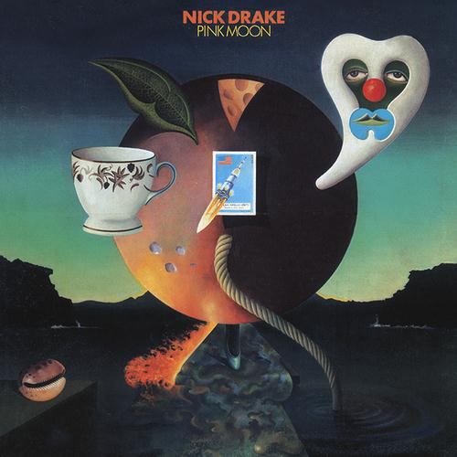 Nick Drake Pink Moon cover art
