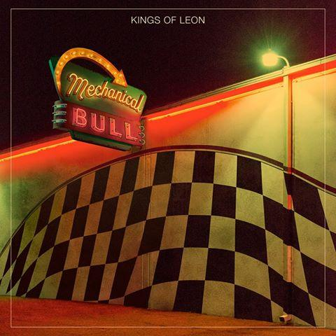 Kings Of Leon Supersoaker cover art