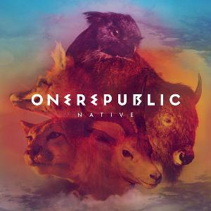 OneRepublic Can't Stop cover art
