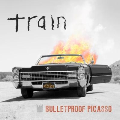 Train Bulletproof Picasso cover art