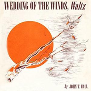 John T. Hall Wedding Of The Winds cover art