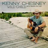 Wild Child sheet music by Kenny Chesney with Grace Potter