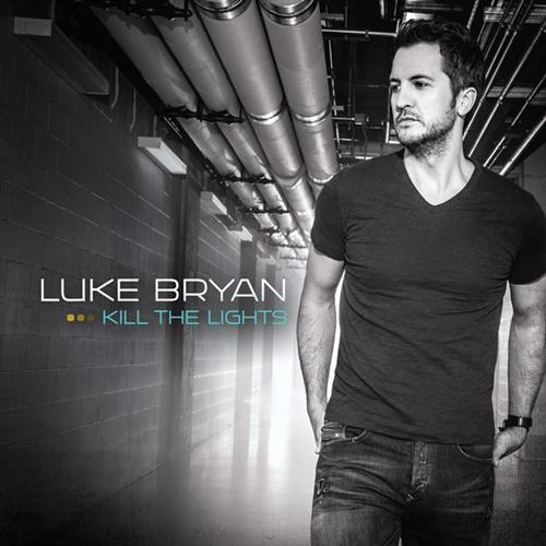 Luke Bryan Kick The Dust Up cover art
