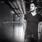 Kick The Dust Up sheet music by Luke Bryan