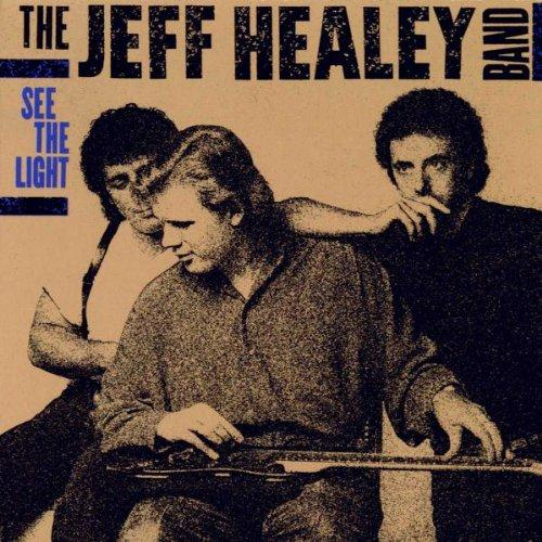 Jeff Healey Band Angel Eyes cover art