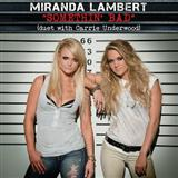 Somethin' Bad sheet music by Miranda Lambert with Carrie Underwood