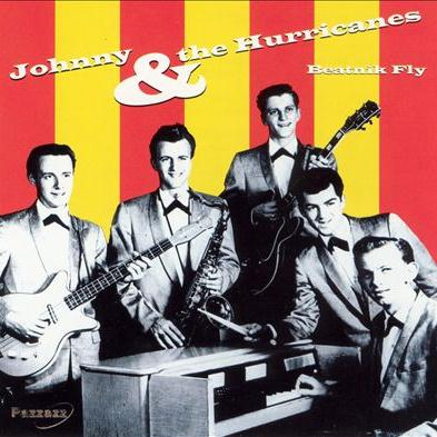 Johnny & The Hurricanes Beatnik Fly cover art