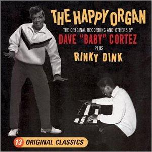 Dave Baby Corter The Happy Organ cover art