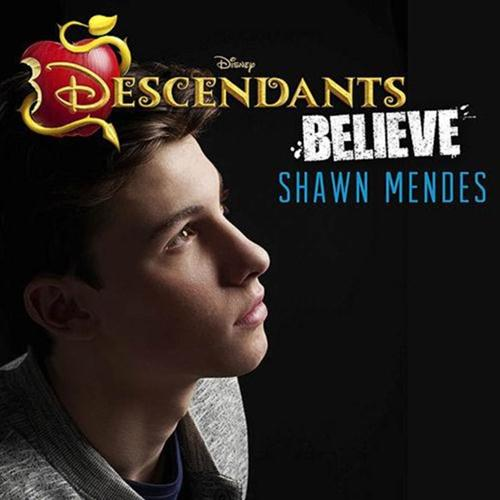Shawn Mendes Believe cover art