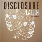 Latch sheet music by Disclosure feat. Sam Smith