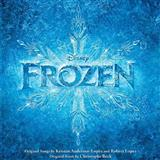 Do You Want To Build A Snowman? sheet music by Kristen Bell