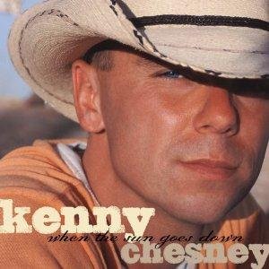 Kenny Chesney & Uncle Kracker When The Sun Goes Down cover art