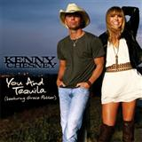 You And Tequila sheet music by Kenny Chesney featuring Grace Potter