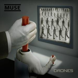 Muse The Handler cover art