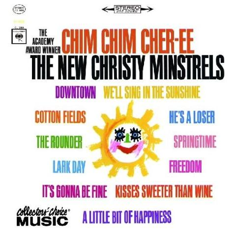 Sherman Brothers Chim Chim Cher-ee cover art