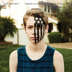 Fall Out Boy Uma Thurman cover art