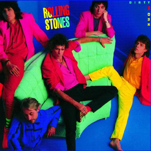 The Rolling Stones The Harlem Shuffle cover art