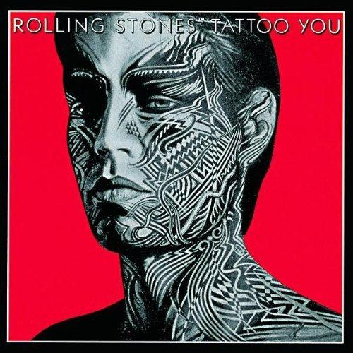 The Rolling Stones Waiting On A Friend cover art