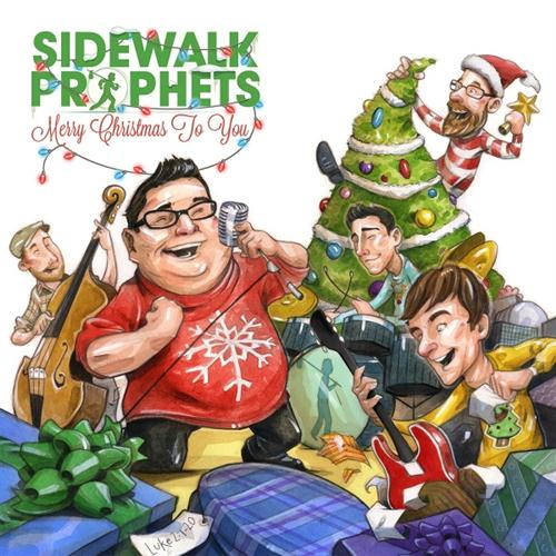 Sidewalk Prophets What A Glorious Night cover art