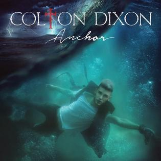 Colton Dixon Through All Of It cover art