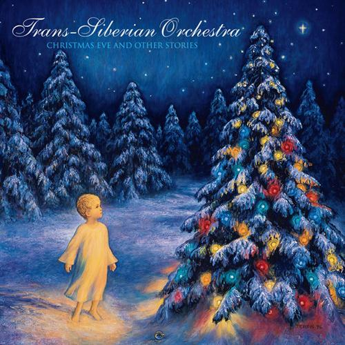 Trans-Siberian Orchestra A Mad Russian's Christmas cover art