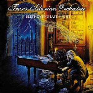 Trans-Siberian Orchestra Beethoven cover art