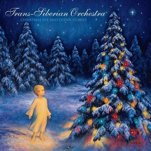 Trans-Siberian Orchestra First Snow cover art