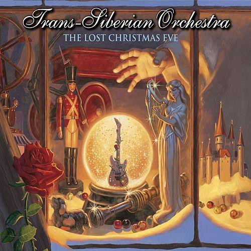 Trans-Siberian Orchestra Siberian Sleigh Ride cover art