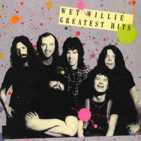 Wet Willie Keep On Smilin' cover art
