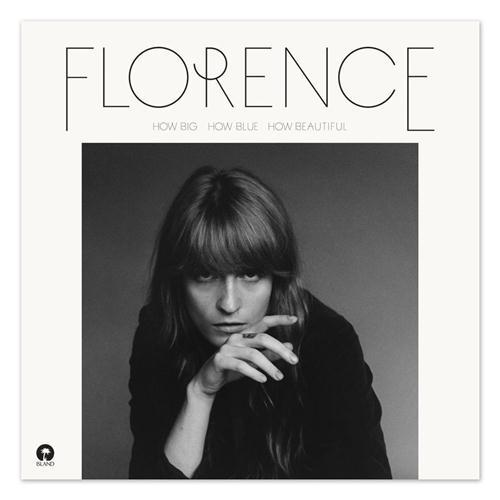 Florence And The Machine Queen Of Peace cover art