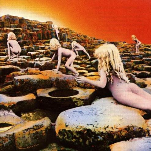Led Zeppelin The Ocean cover art