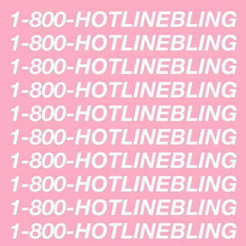 Drake Hotline Bling cover art