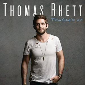 Thomas Rhett Die A Happy Man cover art