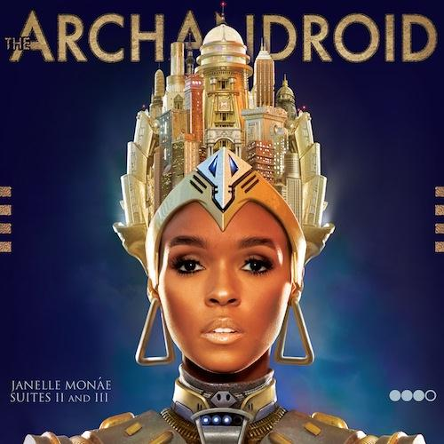 Janelle Monae Tightrope cover art