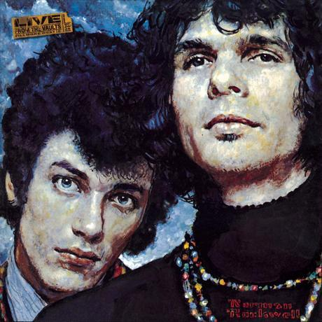 Mike Bloomfield & Al Kooper Mary Ann cover art