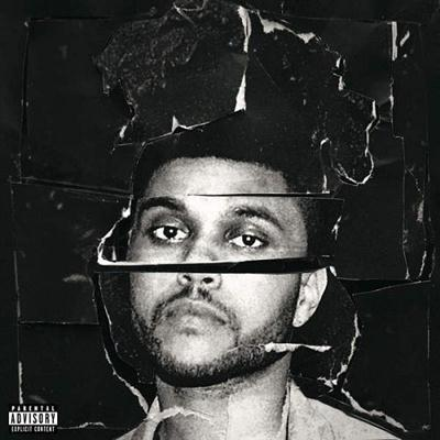 The Weeknd Angel cover art