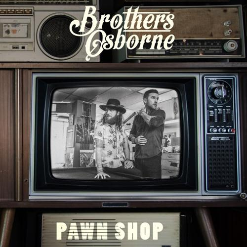 Brothers Osborne Stay A Little Longer cover art