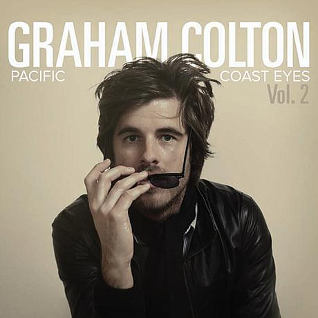 Graham Colton Hold Onto My Heart cover art