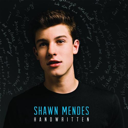 Shawn Mendes Stitches cover art