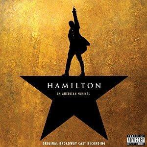 Lin-Manuel Miranda Satisfied (from 'Hamilton') cover art