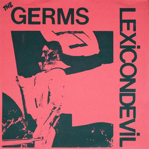 The Germs Lexicon Devil cover art