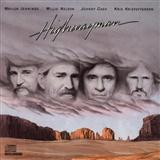 The Highwayman sheet music by Highwaymen