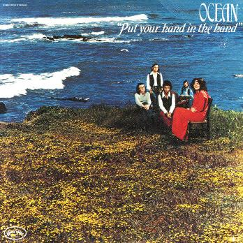 Ocean Put Your Hand In The Hand cover art